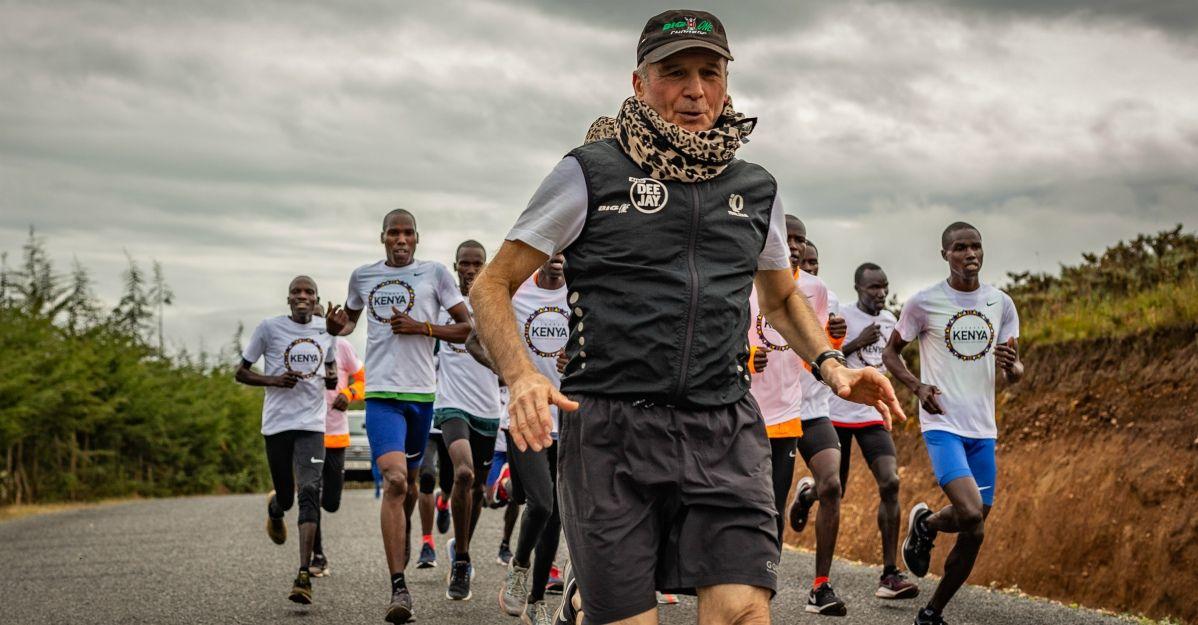 """""""Discovery Kenya with Aldo Rock"""": scopri come nascono i maratoneti più forti del mondo"""