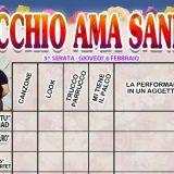Pinocchio presenta le schede di Sanremo 2020 da scaricare. Votate con noi!
