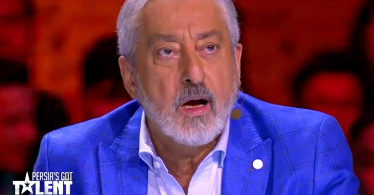 """""""Lascia entrare Ascanio"""" a Persia's Got Talent: il troll dell'italiano alla TV iraniana"""