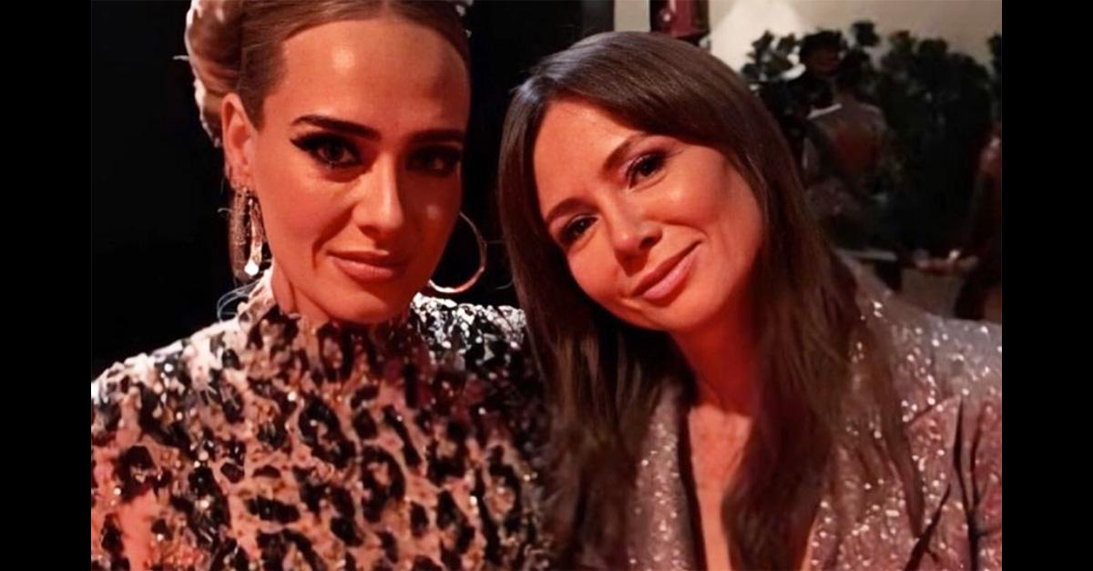 """Oscar 2020, incontra Adele al party esclusivo: """"Non l'avevo riconosciuta, è così magra"""""""