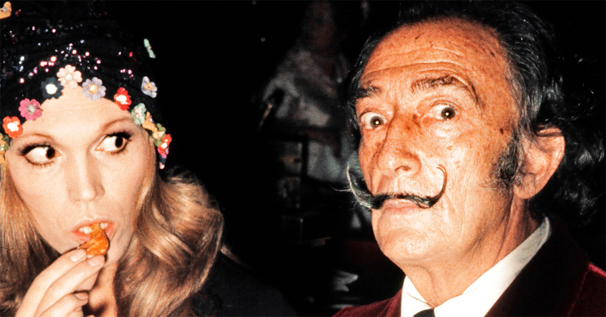 Amanda Lear: Salvador Dalì e Picasso? Parlavano di problemi di prostata al telefono