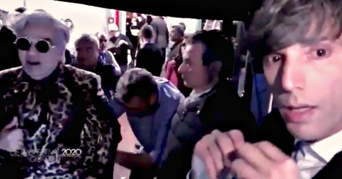 Sanremo, Morgan e Bugo litigano poco prima di uscire: ecco cos'è successo nel backstage