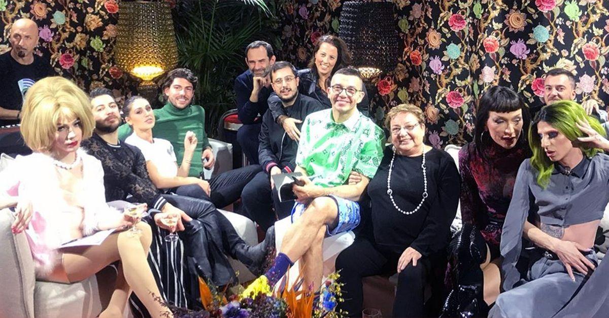 #CitofonarePassoni, l'intervista 'fragola o limone' ad Andrea Pinna