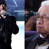 Oscar 2020, la reazione di Martin Scorsese all'esibizione di Eminem diventa virale