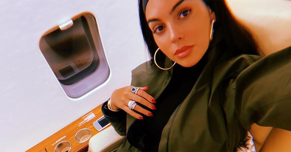 Passione gioielli, quanto vale la mano di Georgina Rodríguez?