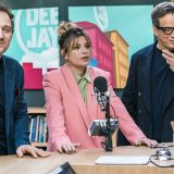 Gli anni più belli: Gabriele Muccino, Emma Marrone e Claudio Santamaria a Deejay chiama Italia