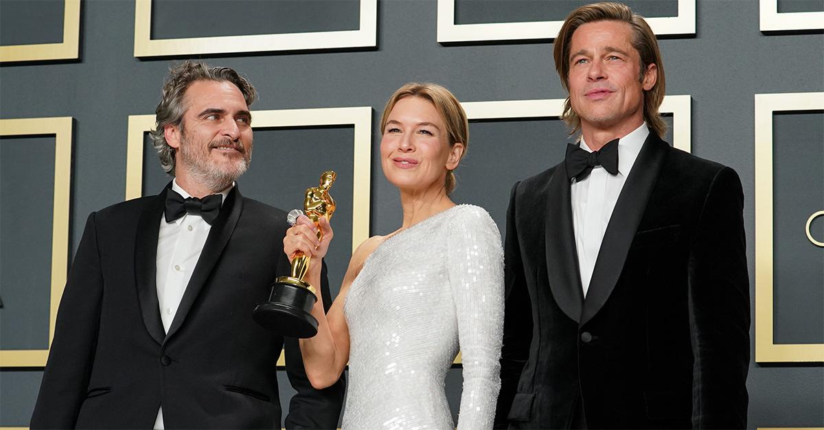 Oscar 2020, miglior film è Parasite. Joaquin Phoenix, Renee Zellweger e Brad Pitt gli attori premiati