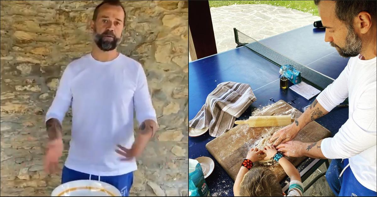 """Focaccia fatta in casa: la ricetta e la """"video lezione"""" di Fabio Volo"""
