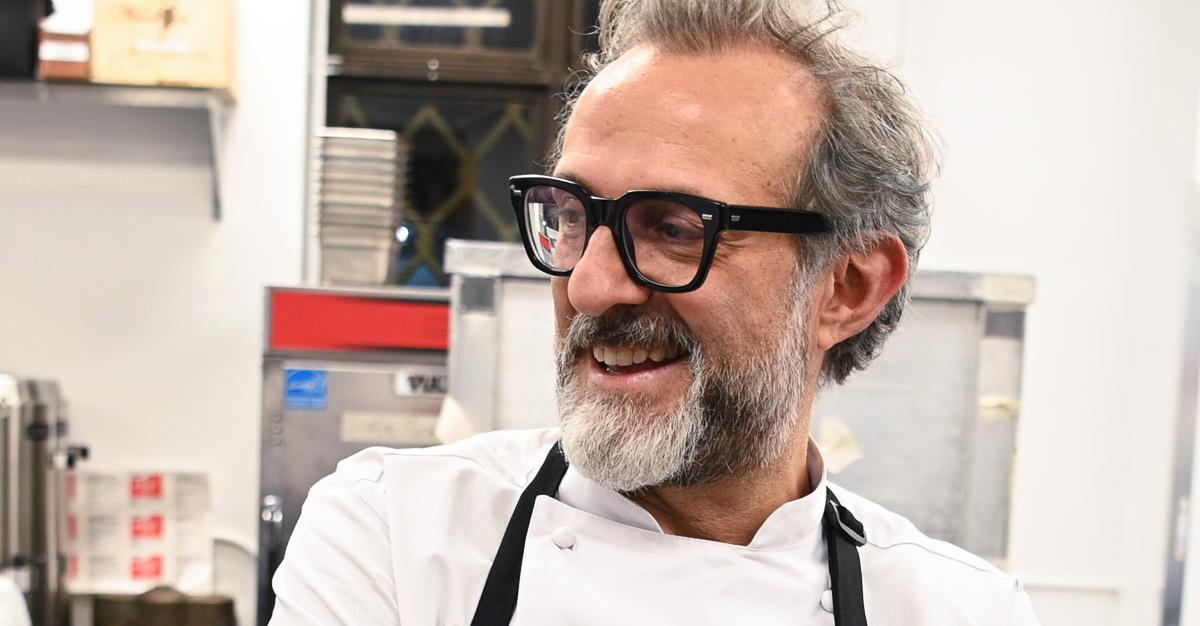 Kitchen Quarantine, le lezioni di cucina dello chef Massimo Bottura