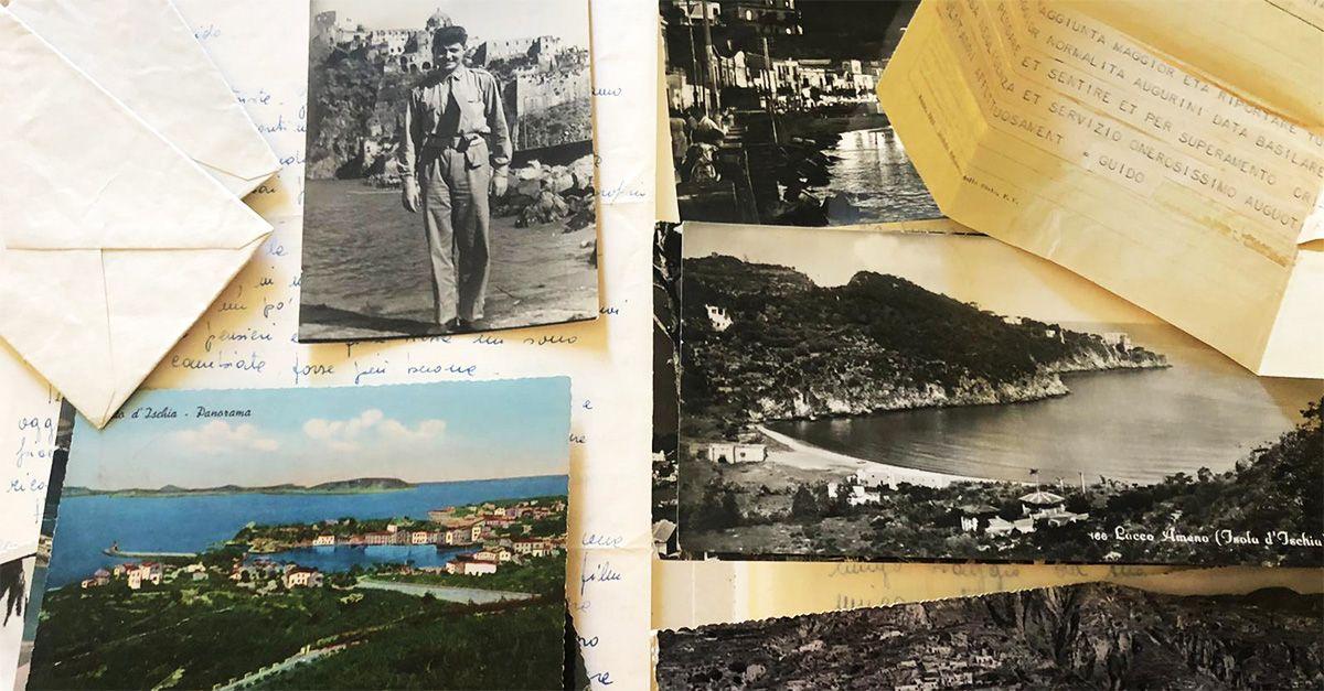 """""""Ischia, 1956…"""", Marisa legge le lettere d'amore dei suoi genitori"""