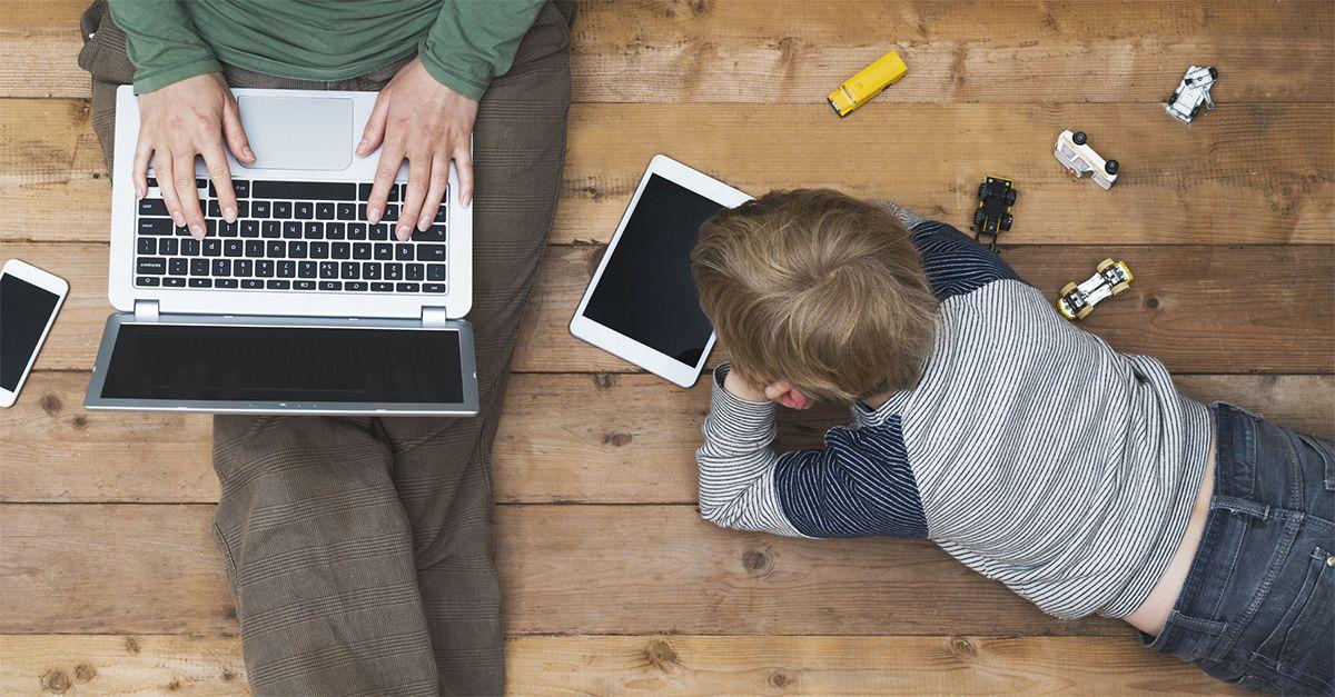 """Videogiochi e tablet in """"quarantena"""": ecco quanto possono essere utilizzati dai bambini"""