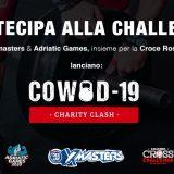 DEEJAY Xmasters e Adriatic Games lanciano la challenge COWOD-19