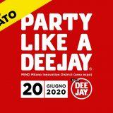 Annullata la festa di Radio DEEJAY: Come ottenere il rimborso dei biglietti