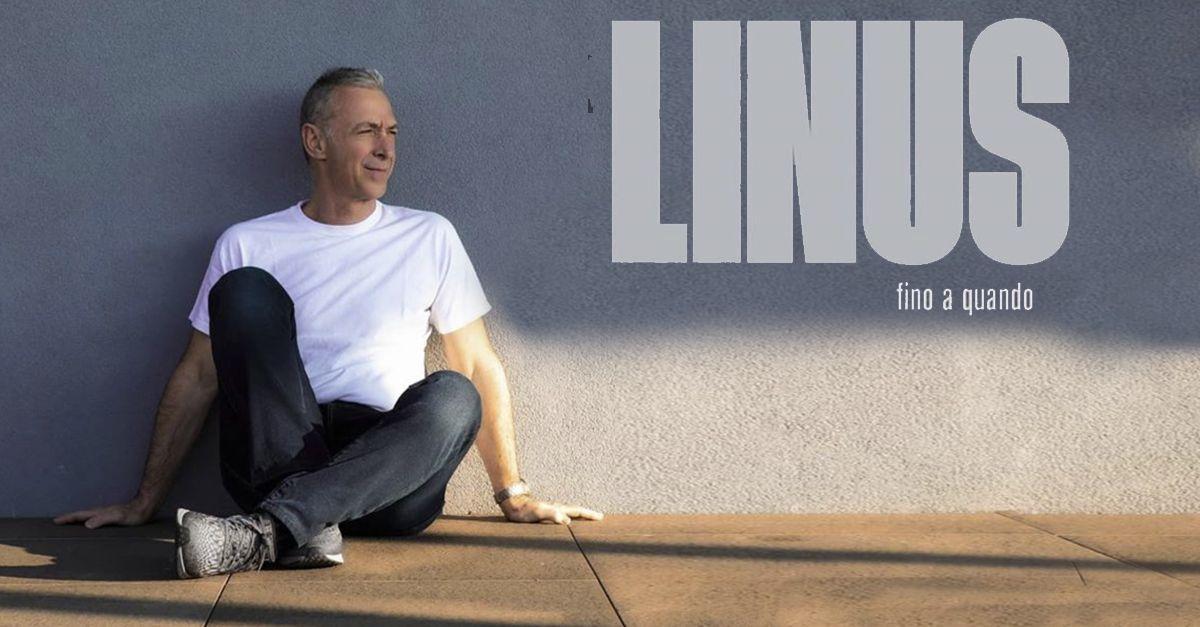"""E' uscito """"Fino a quando"""", il nuovo romanzo di Linus"""