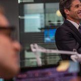 """Arriva """"Diavoli"""" su Sky, la nuova serie TV con Alessandro Borghi, Kasia Smutniak e Patrick Dempsey"""