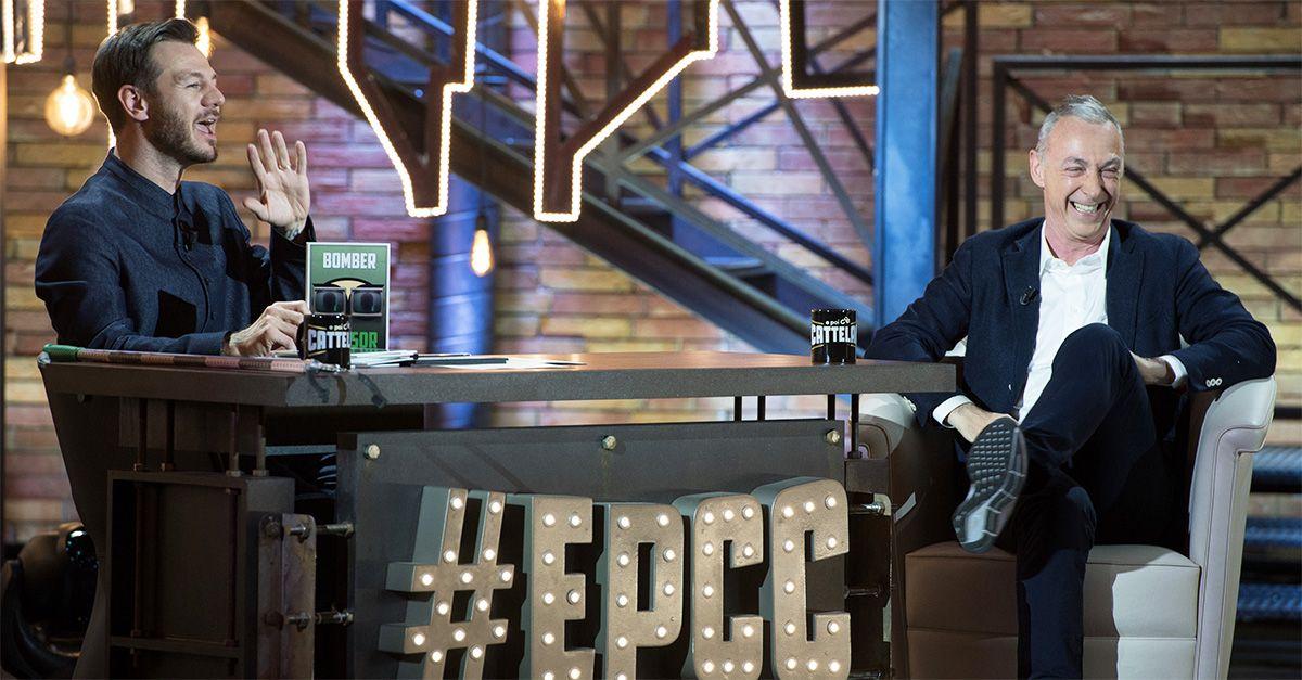 "EPCC, ""Lui è the paracul"": Linus svela cosa pensa veramente degli speaker di Radio Deejay"