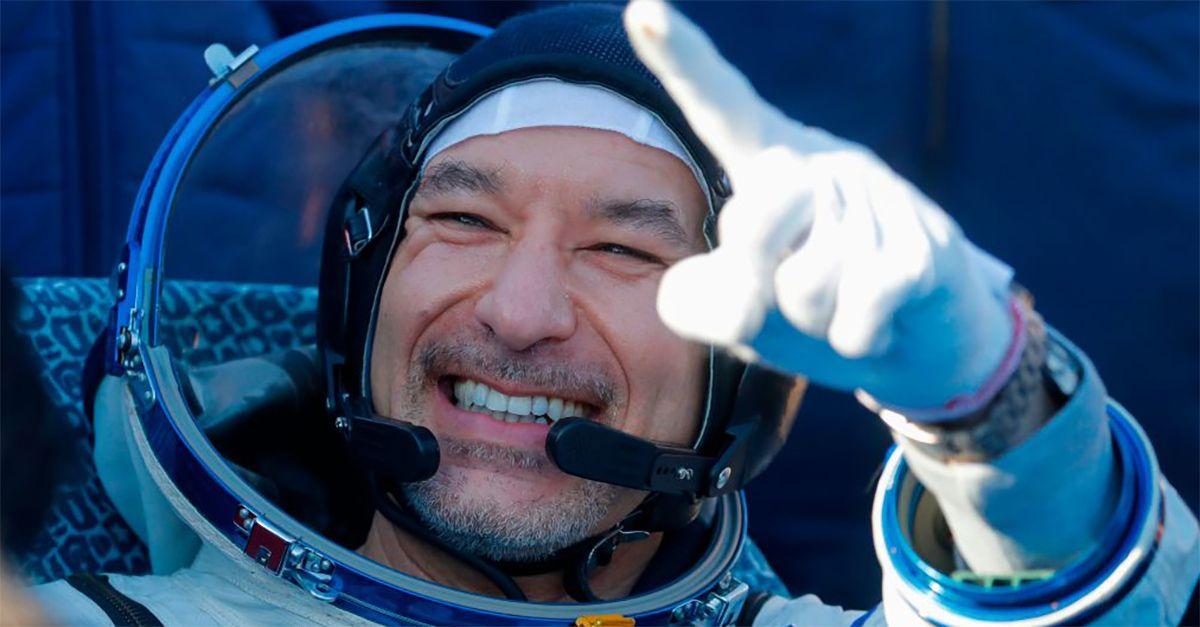 """L'astronauta Luca Parmitano suonerà con i Rockin'1000 al concerto """"Music4Climate"""""""
