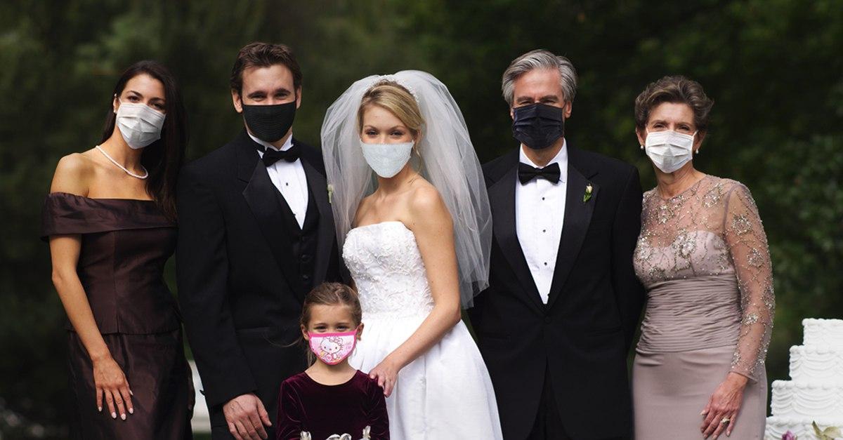 Sposarsi ai tempi del coronavirus: i consigli per chi ha rimandato il matrimonio