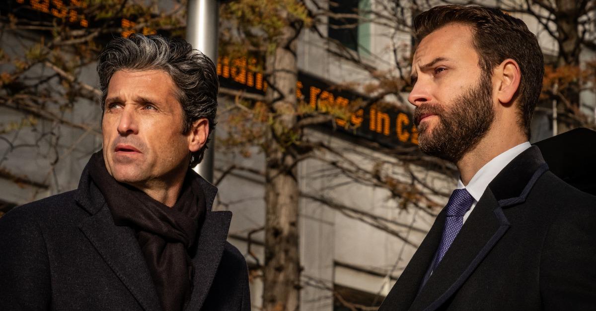 Diavoli: 5 motivi per vedere la serie di Sky con Alessandro Borghi e Patrick Dempsey