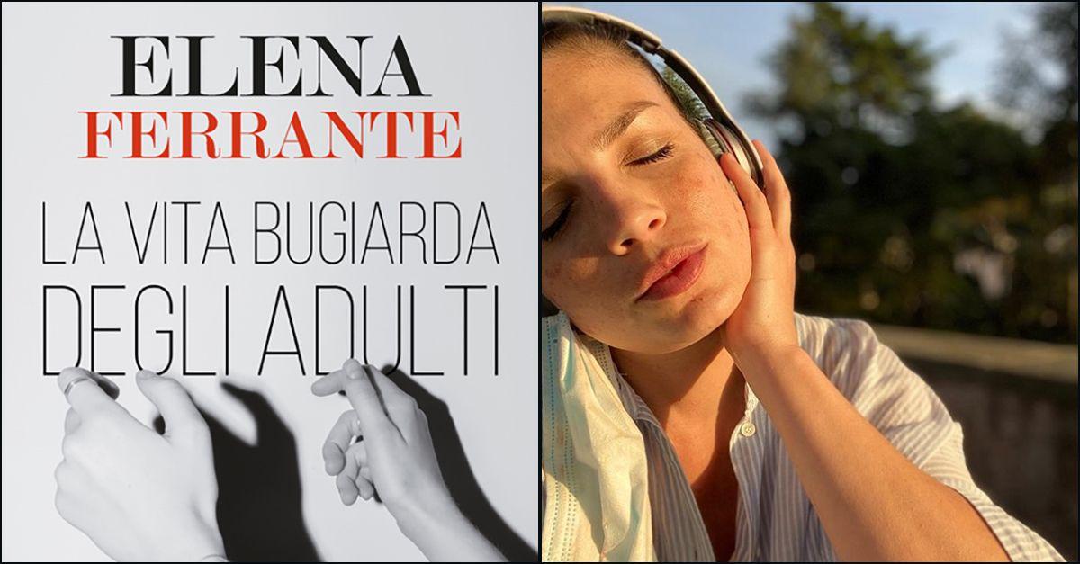 """""""La vita bugiarda degli adulti"""", l'ultimo romanzo di Elena Ferrante, diventa una serie tv"""