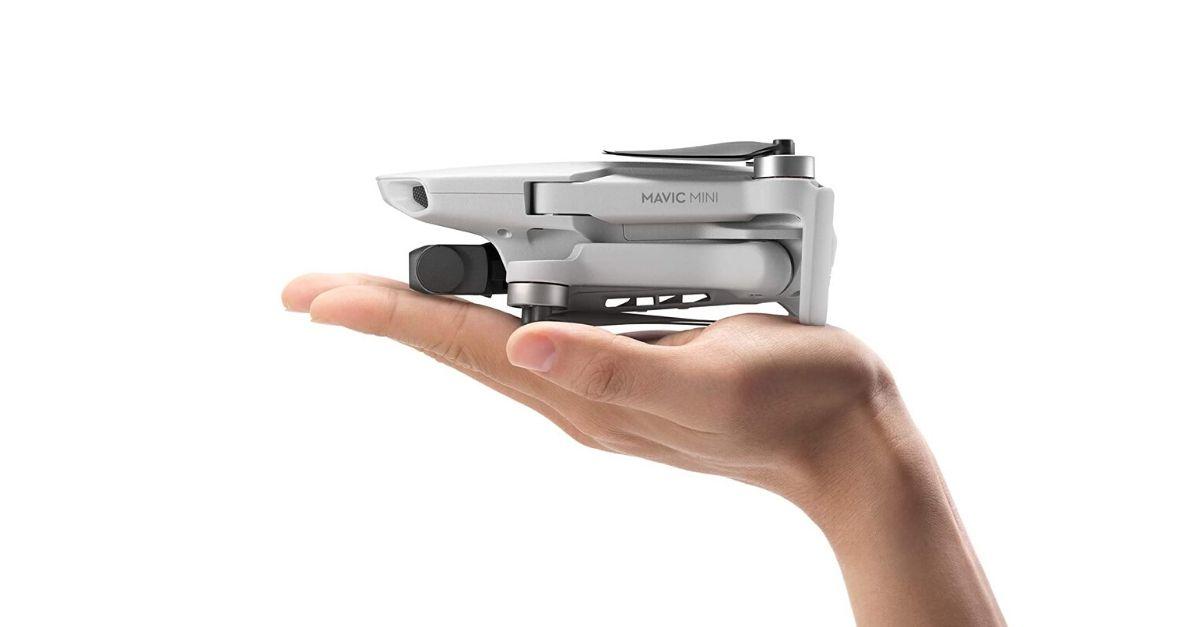 Ecco il drone leggero e portatile che vogliono tutti