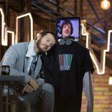 Robo-Rovazzi twerka meglio di Ale Cattelan: la sfida di ballo a EPCC Live