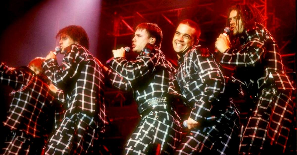 Take That: la reunion con Robbie Williams del 29/5 sarà in streaming. Ecco dove vederla