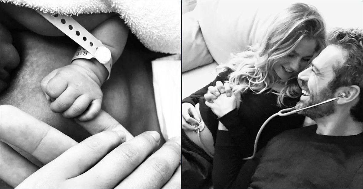 Luca Argentero è diventato papà: è nata Nina Speranza. L'annuncio dell'attore
