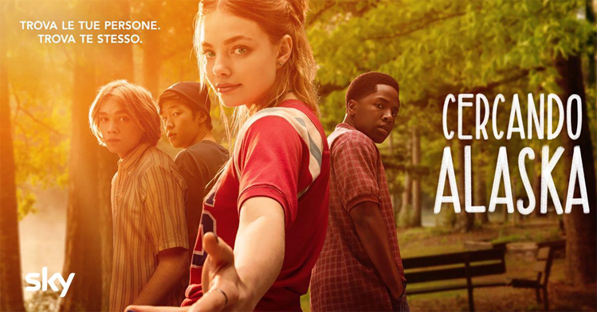 """""""Cercando Alaska"""", la nuova serie TV in arrivo su Sky dal 27 maggio"""