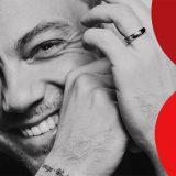 """I Love My Radio, Tiziano Ferro canta """"Perdere l'amore"""" con Massimo Ranieri"""