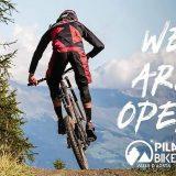 Natura, bici, trekking e buon cibo: tutto questo si chiama Pila Bikeland!