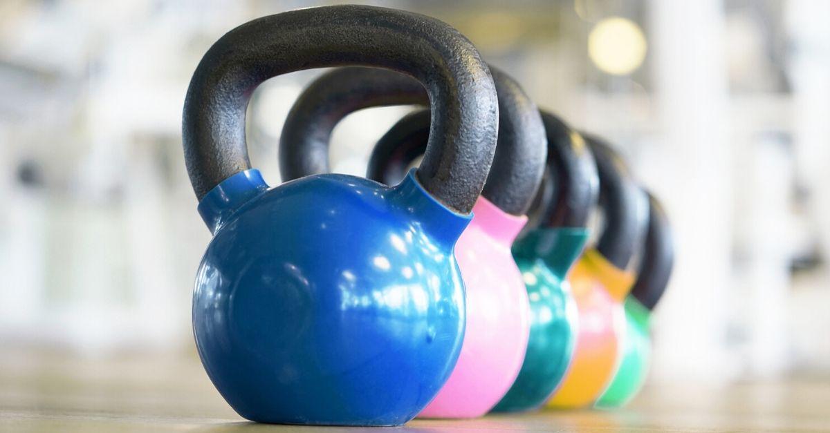 I kettlebell da avere se siete stanchi degli esercizi a corpo libero