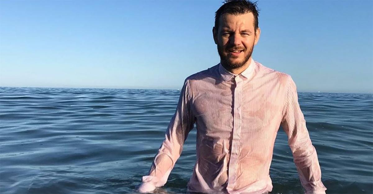 EPCC Live, il finale: Alessandro Cattelan finisce in mare sulle note degli Afterhours