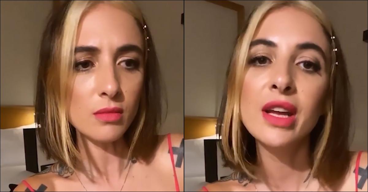 """Torino, la denuncia di Ema Stokholma: """"Filmata sotto la gonna mentre lavoravo"""""""