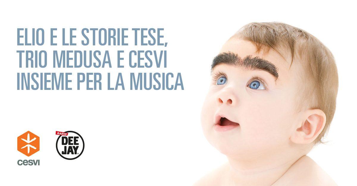 Elio e le Storie Tese tornano live per Bergamo (grazie al Trio Medusa)