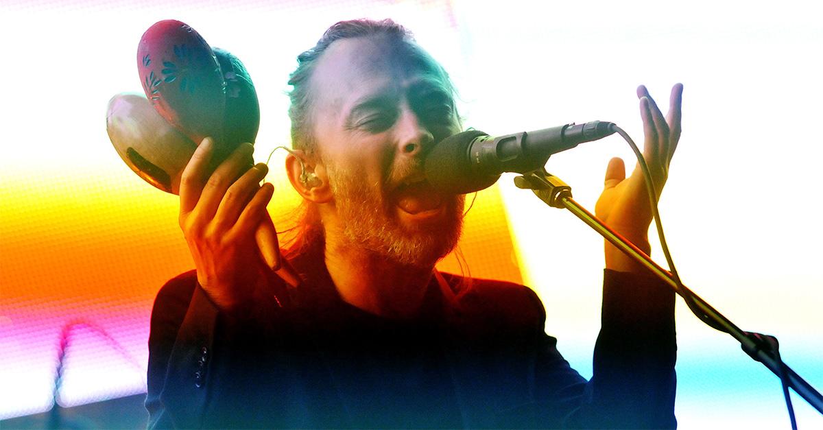 I Radiohead hanno messo in vendita il loro puzzle ufficiale (ed ecologico)