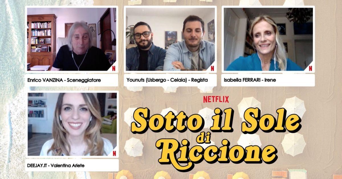 """""""Sotto il sole di Riccione"""": Isabella Ferrari nel sequel spirituale di """"Sapore di Mare"""""""