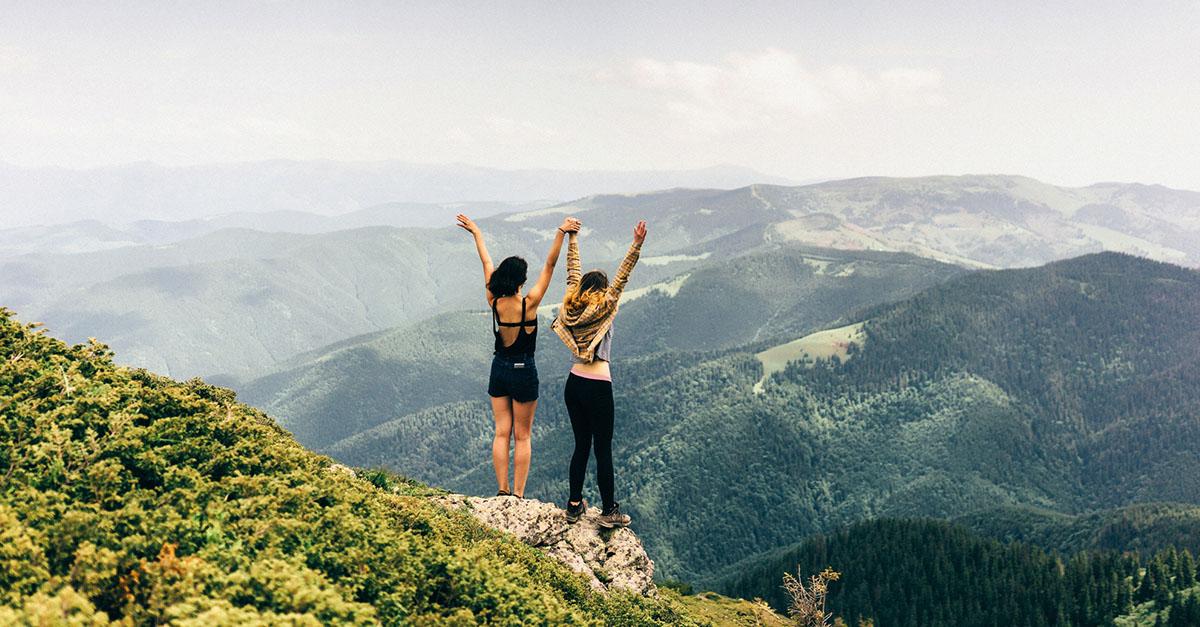 """La """"Via delle Dee"""", il percorso di trekking per le donne che vogliono ritrovare se stesse"""