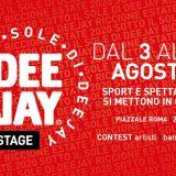 Tornano a Riccione le serate di Deejay on Stage e di giorno, arriva Play Deejay