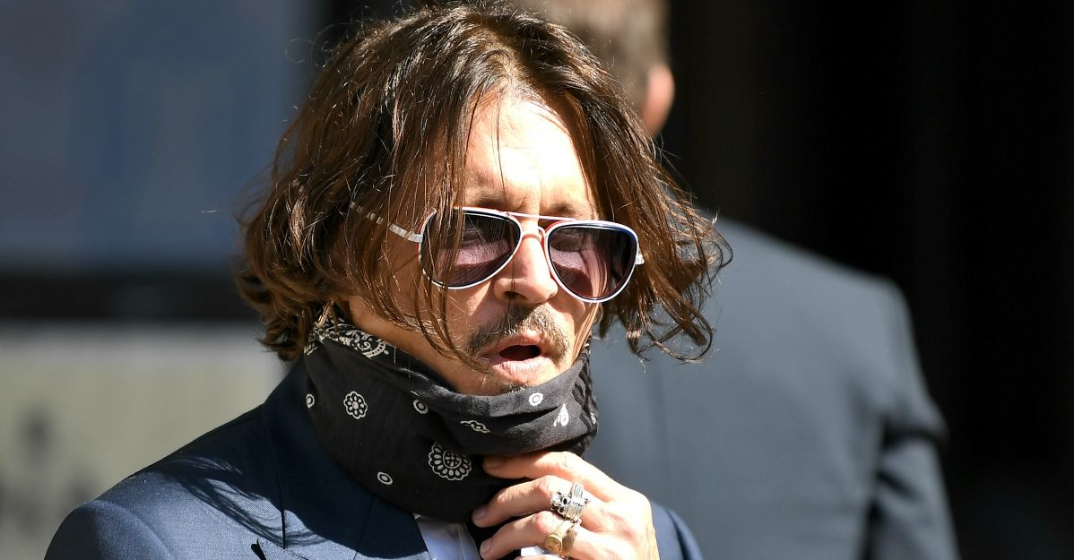 Johnny Depp racconta l'episodio che lo convinse a divorziare da Amber Heard