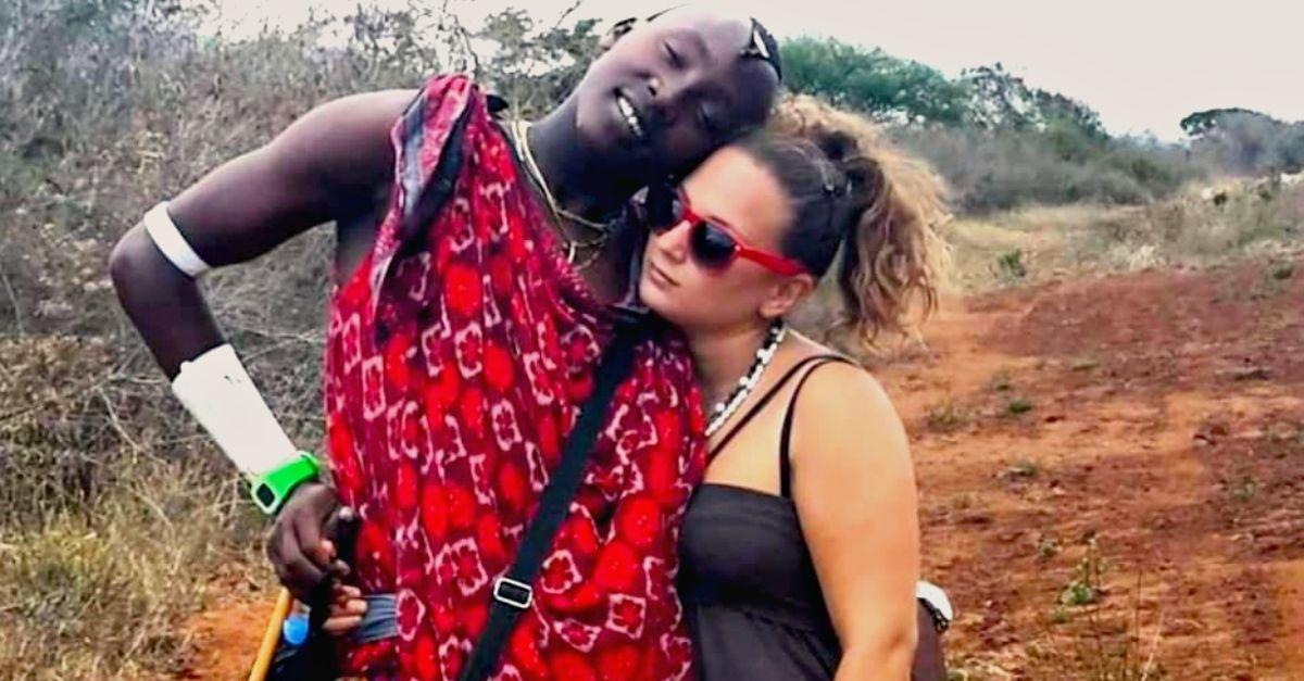 """""""Ho sposato un Masai ma non stiamo nelle capanne"""". La verità di Ilaria a Radio DEEJAY"""