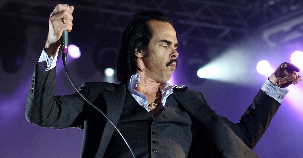 """Nick Cave chiede un pianoforte in regalo a un'azienda italiana. La risposta: """"E' un attore?"""""""