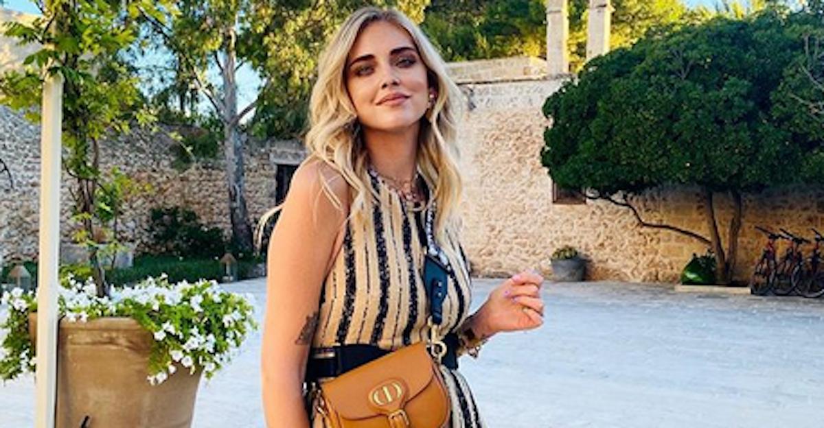 """""""Chiara sei incinta?"""", la Ferragni risponde al commento su Instagram"""