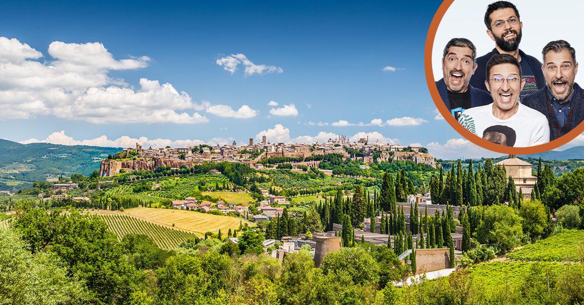 Dopo Calabria vs Nord, lo spot dell'Umbria contro tutte le ...