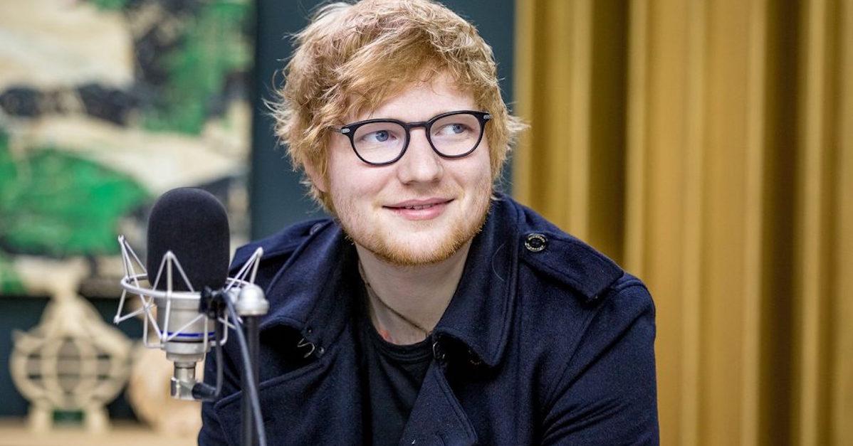 """Ed Sheeran: """"Dipendevo da alcol, cibo e cocaina"""". Il racconto del cantante"""