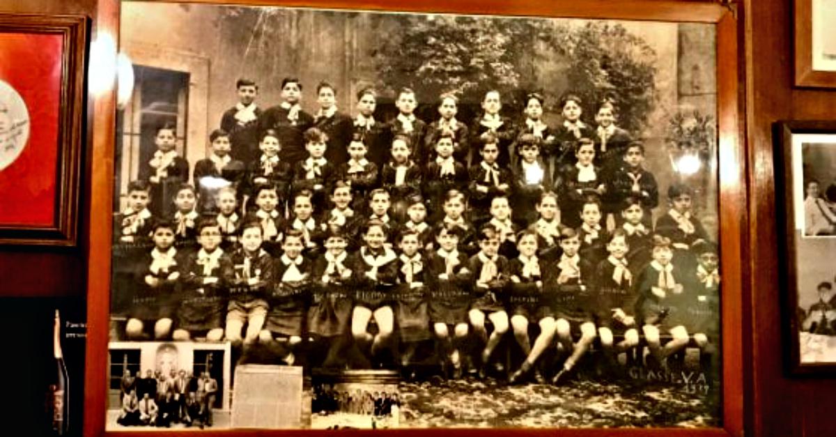 Ennio Morricone e Sergio Leone nella foto delle elementari 30 anni prima del sodalizio