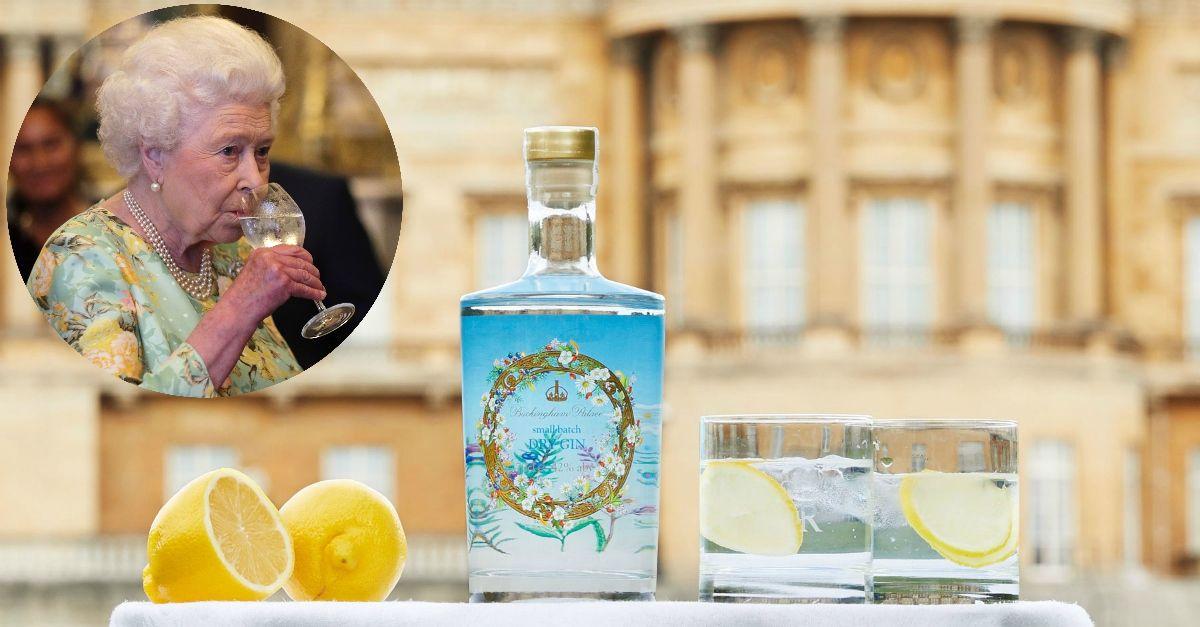 Gin tonic? Da oggi puoi chiederlo con il gin della Regina prodotto a Buckingham Palace