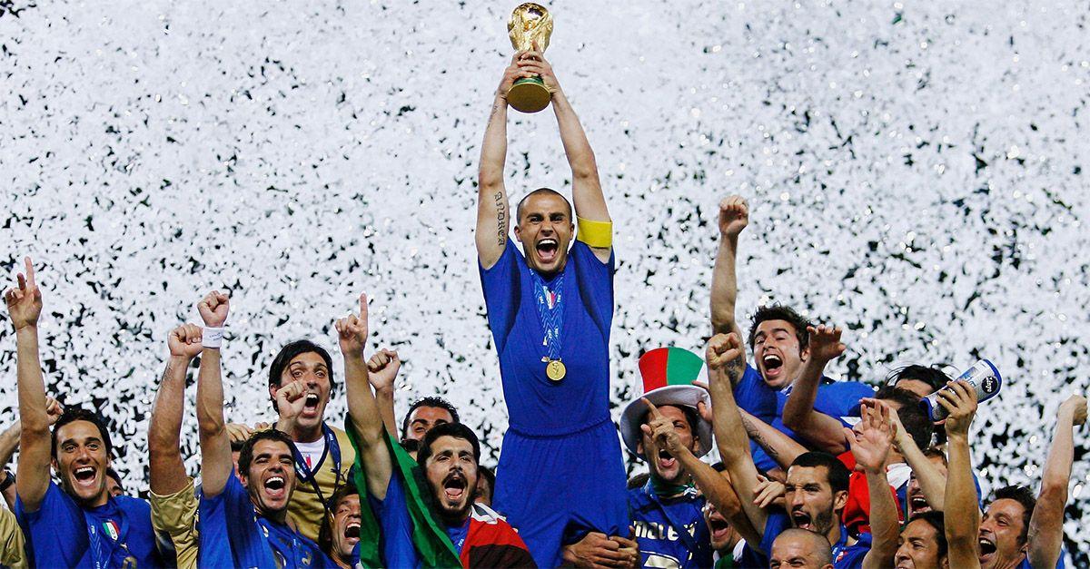 """""""Il cielo è azzurro sopra Berlino"""", 14 anni fa il trionfo dell'Italia ai Mondiali"""