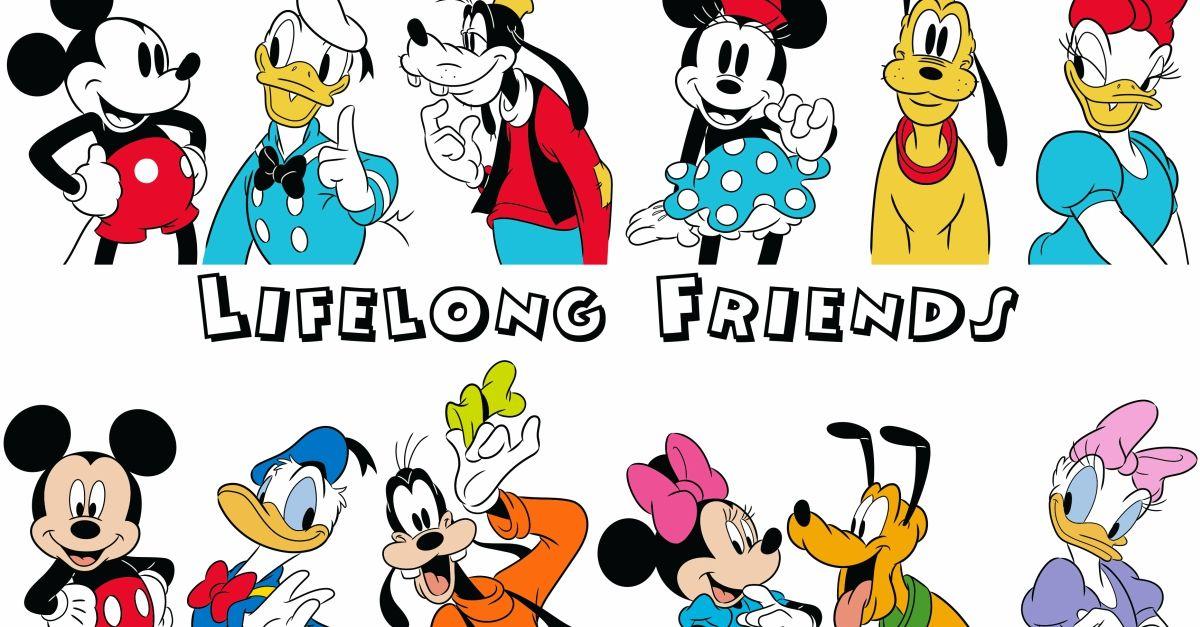 Oggi è la giornata dell'amicizia: scopri che amico sei con Paperino e Topolino