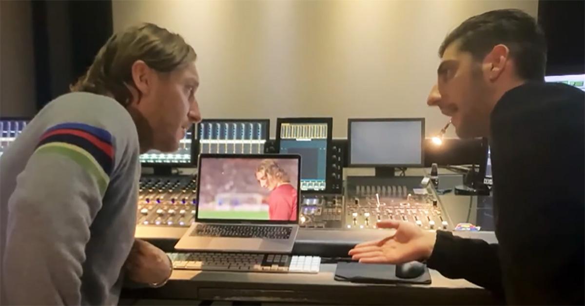 """Pietro Castellitto è Francesco Totti: arriva """"Speravo de morì prima"""", la serie tv sul Capitano"""